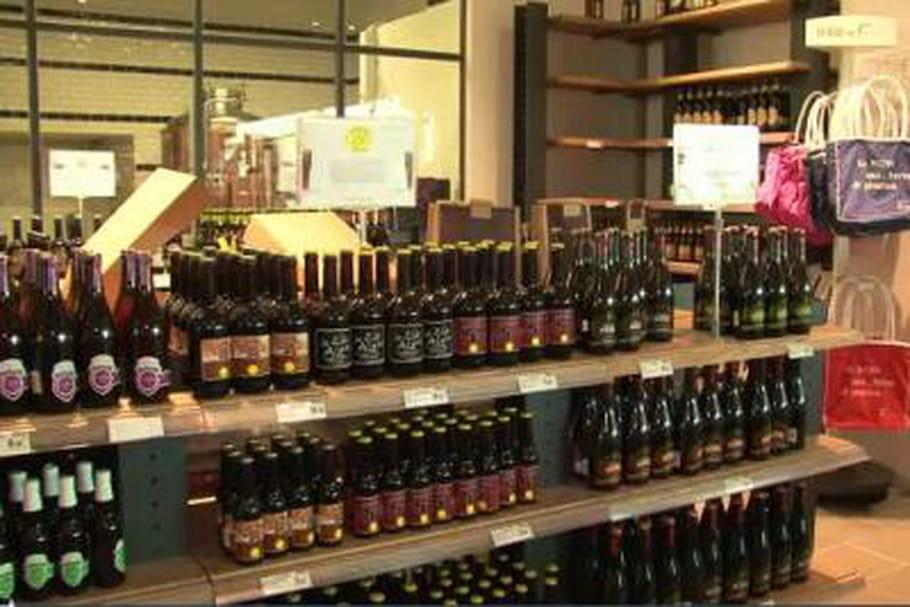 En Italie, la bière se fait mousser