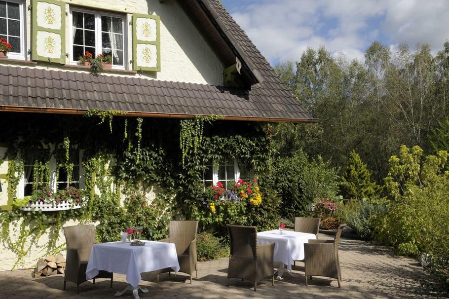 Hostellerie La Cheneaudière, un havre de luxe en Alsace