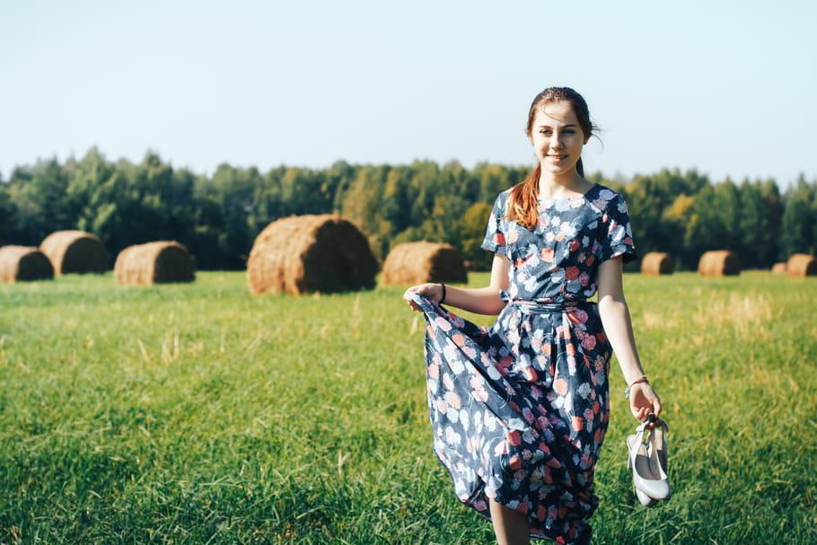 Robes longues: les plus jolis modèles à shopper