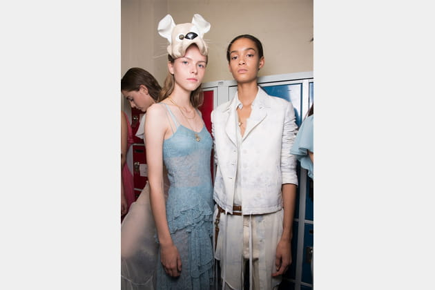 John Galliano (Backstage) - photo 11