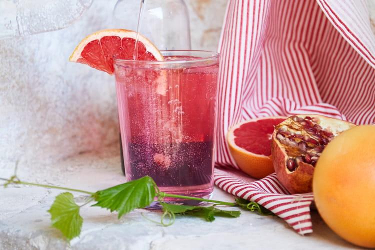 Cocktail gin, pamplemousse et fugue Mysoda