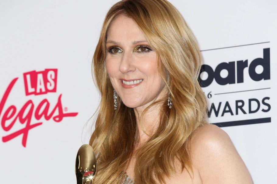 Céline Dion change de look beauté