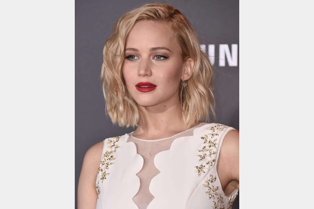 Les ondulations sauvages de Jennifer Lawrence