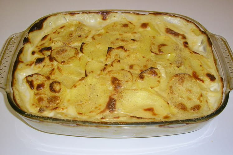 Gratin dauphinois familial