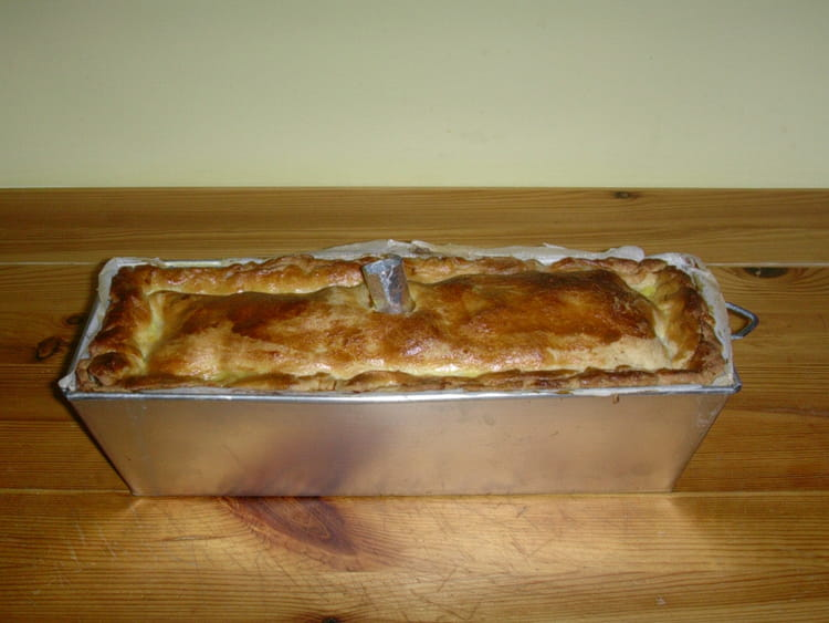 Recette de p t en cro te la recette facile - Viande facile a cuisiner ...