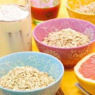 30 recettes avec des céréales
