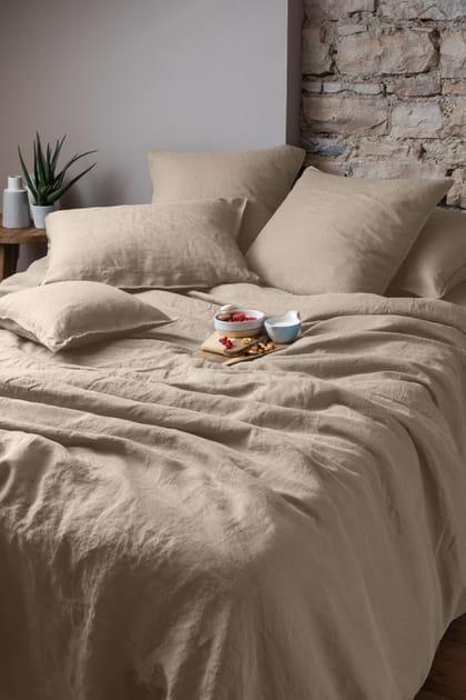 Parure de lit Carré blanc