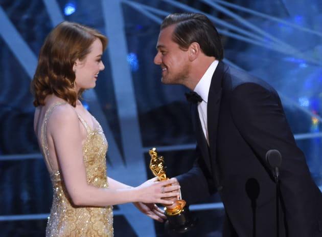 """Emma Stone, Meilleure actrice pour """"La La Land"""""""