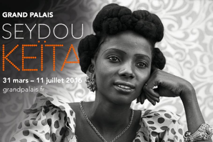 Seydou Keïta, grand portraitiste du XXe, s'expose au Grand Palais