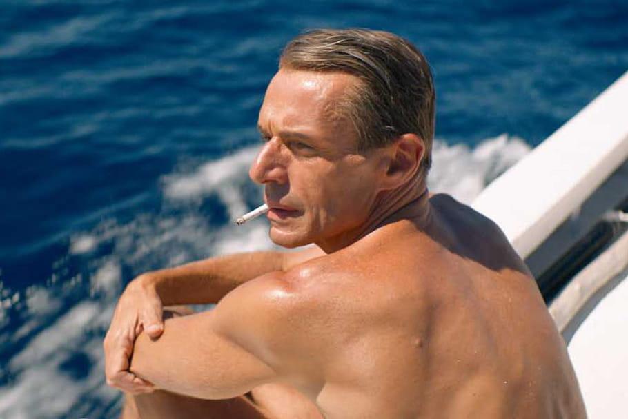 Lambert Wilson, mâle de mer