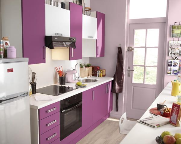 meubles de cuisine delinia de leroy merlin. Black Bedroom Furniture Sets. Home Design Ideas