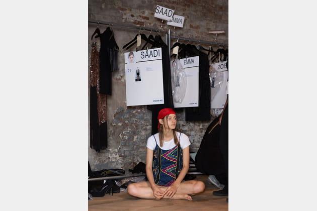 Sally Lapointe (Backstage) - photo 7