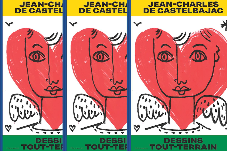Jean-Charles de Castelbajac s'offre un livre et une expo