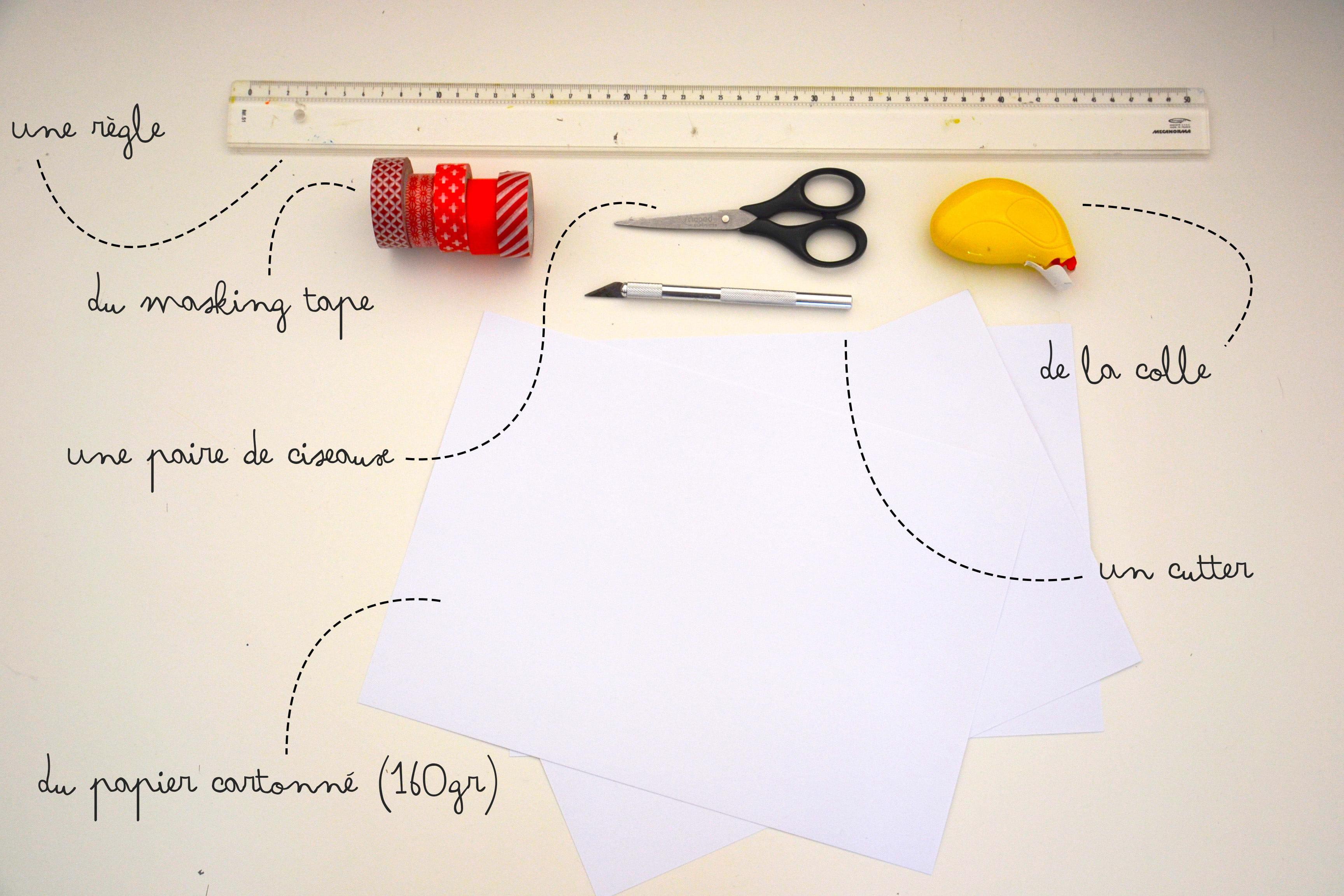 Comment Faire Un Calendrier Fait Maison calendrier de l'avent à fabriquer : des maisonnettes en papier