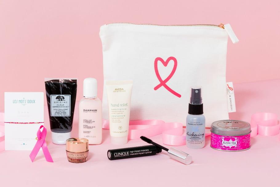 Cancer du sein: Birchbox voit rose en ce mois d'octobre