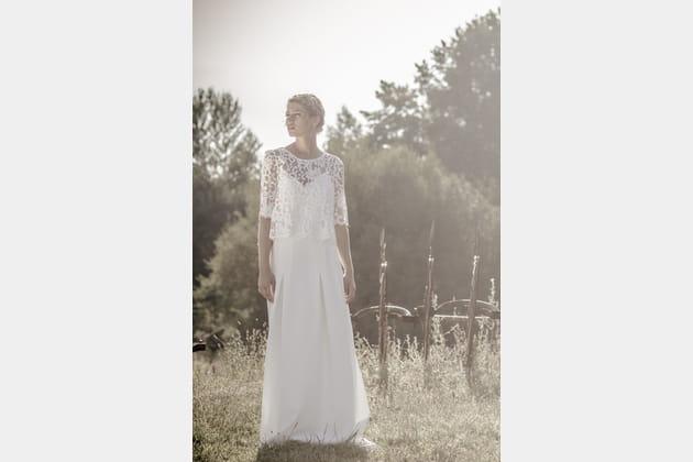Robe de mariée Farouche, Victoire Vermeulen