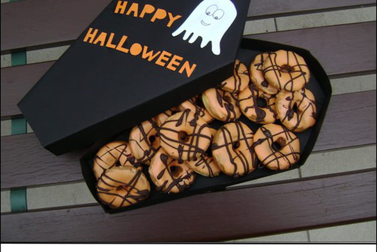 Donuts d'Halloween
