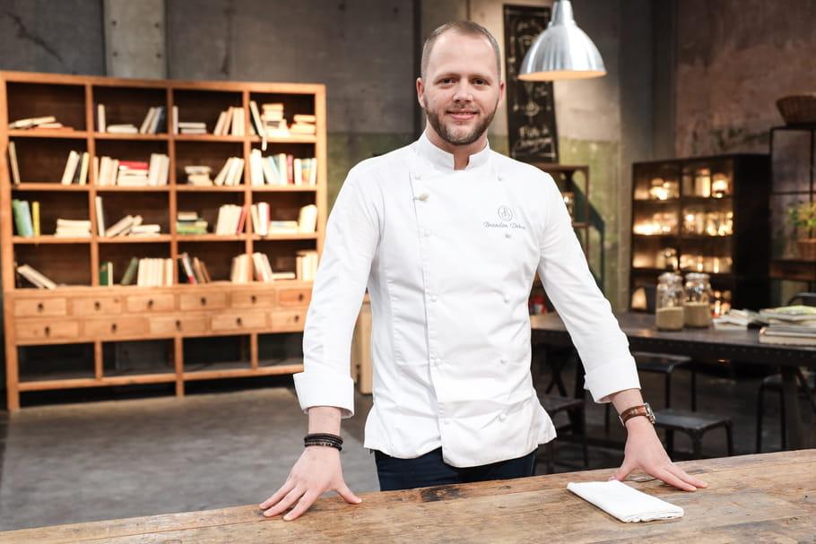 Brandon Dehan, qui est le grand pâtissier dans Top Chef cette semaine?
