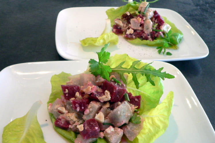 Salade hivernale