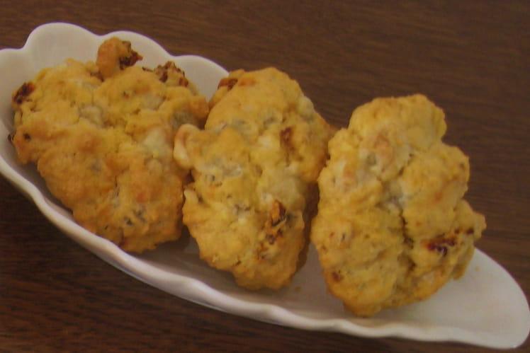 Cookies à la fourme d'ambert