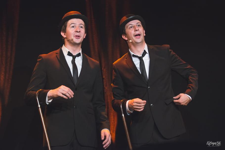 """Les jumeaux ne sont """"pas là pour vendre des cravates!"""""""