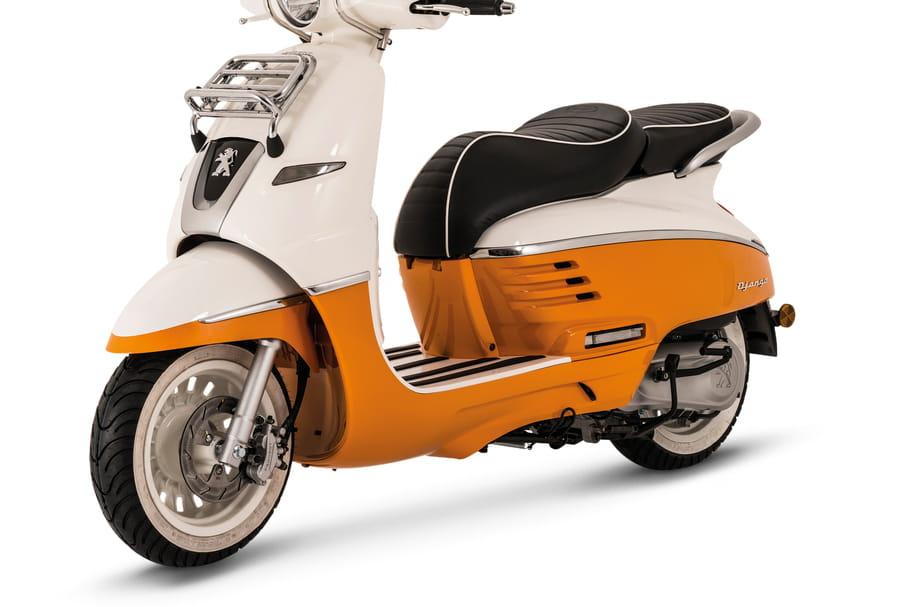 J'ai testé pour vous... le scooter Peugeot Django 50Evasion