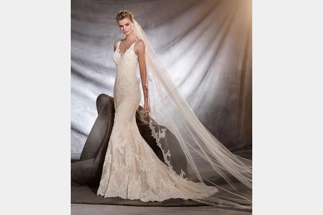 Robe de mariée Osera, Pronovias