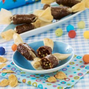 bonbons croustillants