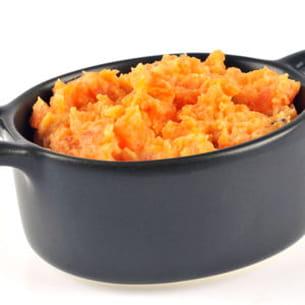 stoemp aux carottes