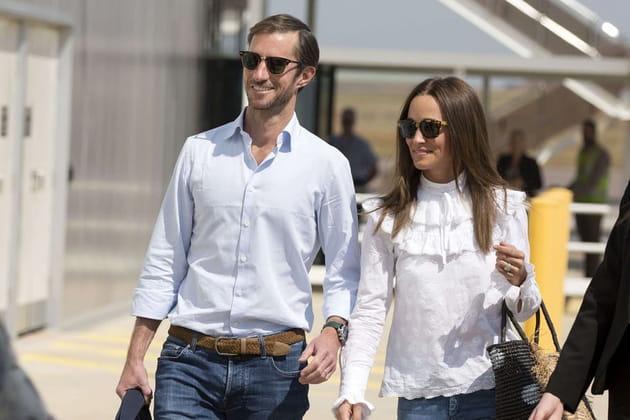 Pippa Middleton et son mari, le millionnaire James Matthews