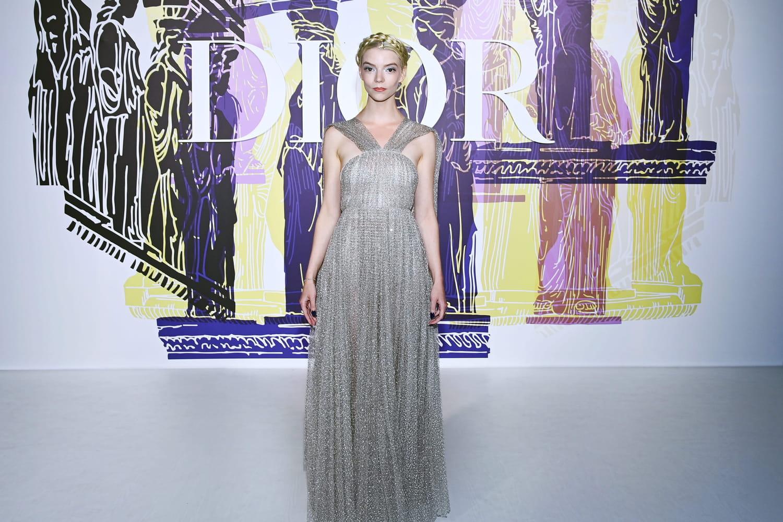 Dior: Anya Taylor-Joy nouvelle ambassadrice de la maison