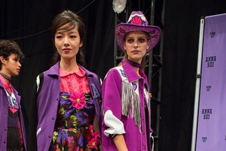 Anna Sui (Backstage) - photo 27