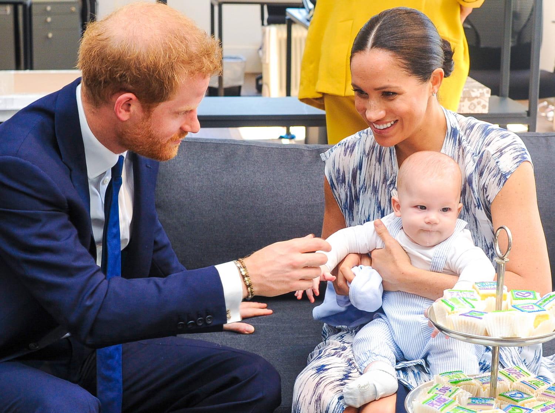 Royal baby: tout sur les bébés et enfants des cours européennes