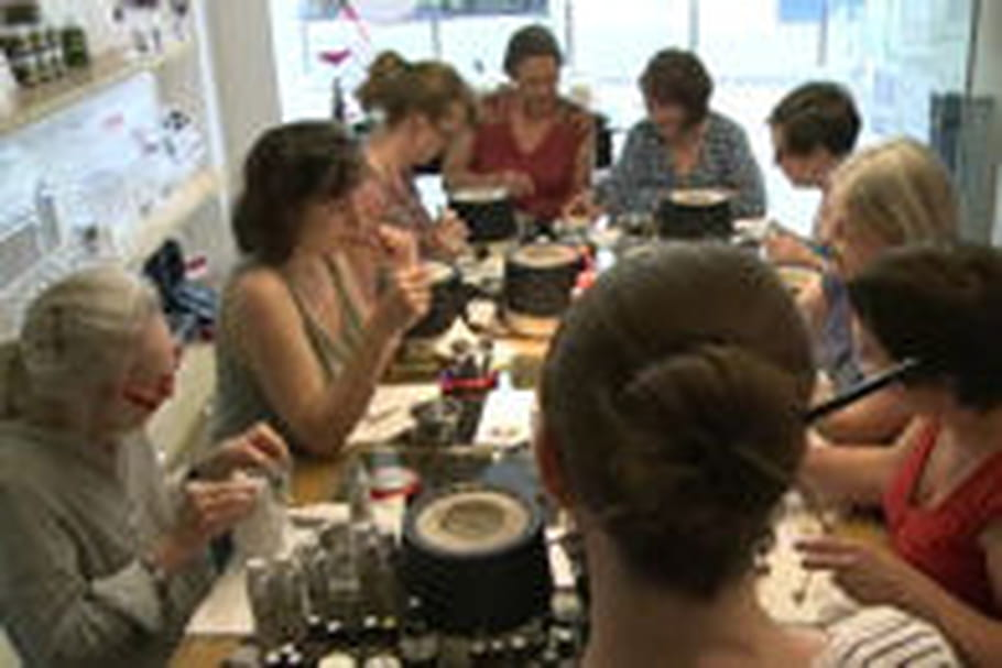 Tendance : les cours de cuisine cosmétique