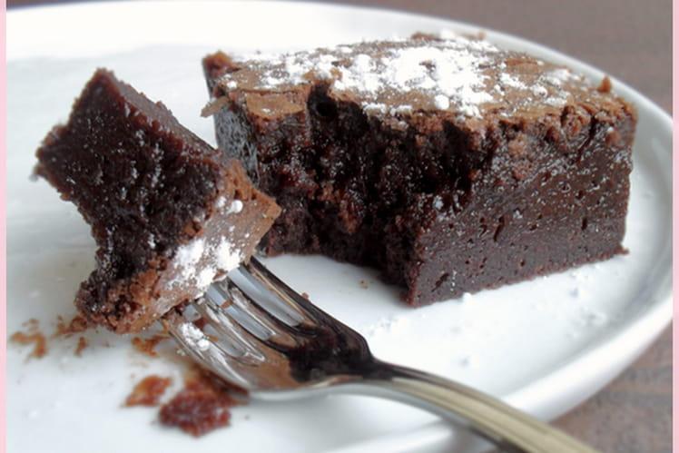 Gâteau au chocolat de Pierre Hermé