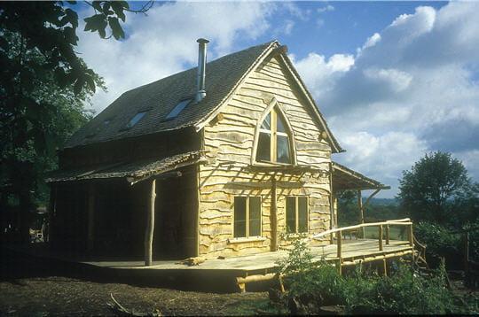 Maison 100% écologique