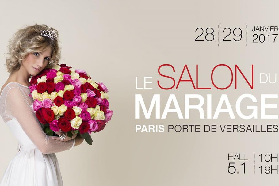 Le salon du mariage paris les infos pratiques for Salon porte de versailles calendrier 2017