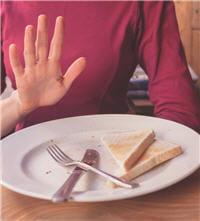 de plus en plus de personnes arrêtent d'elles-mêmes de manger du gluten.