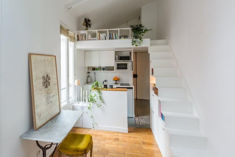Aménagement Mezzanine Petit Espace comment gagner de la place ? 25 idées pour optimiser les