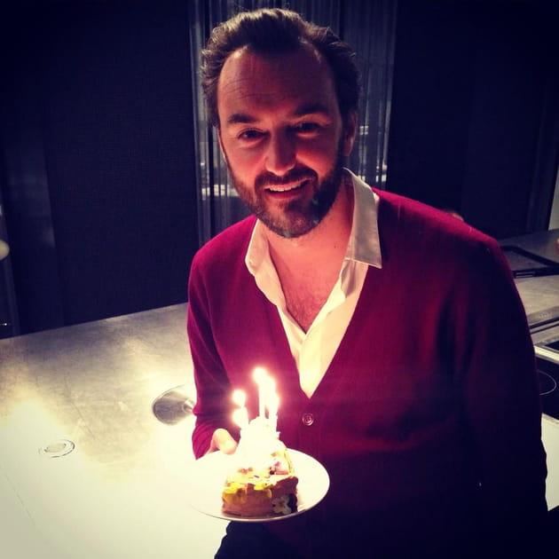 Cyril Lignac anniversaire