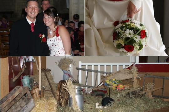 N° 9: le mariage de Céline et Nicolas