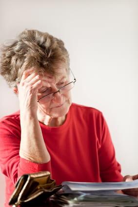 Probleme de memoire chez les personnes agees