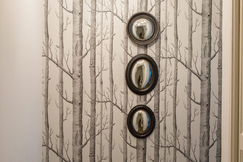 Miroir sorcière ou œil de sorcière: origines et où le chiner?