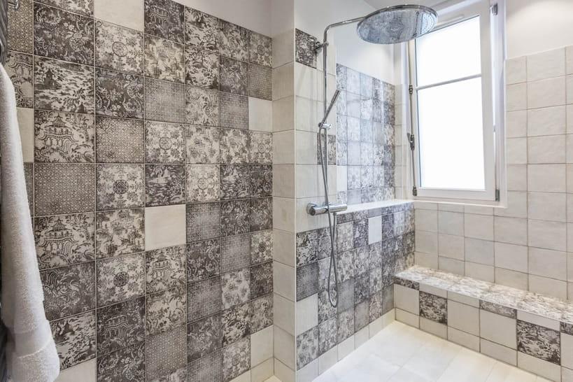 Douche à l'italienne: plus de 60idées pour l'aménager