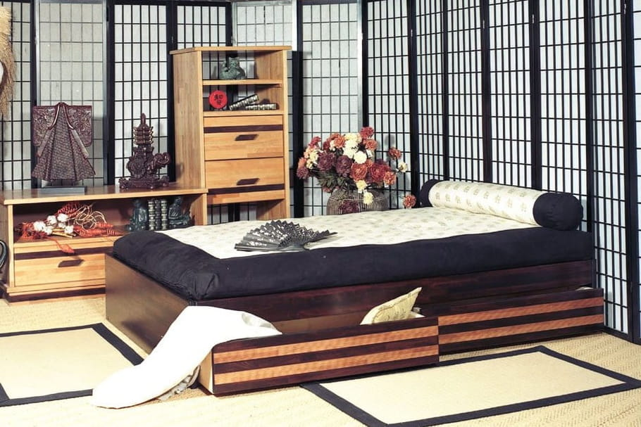 comment choisir un matelas futon. Black Bedroom Furniture Sets. Home Design Ideas