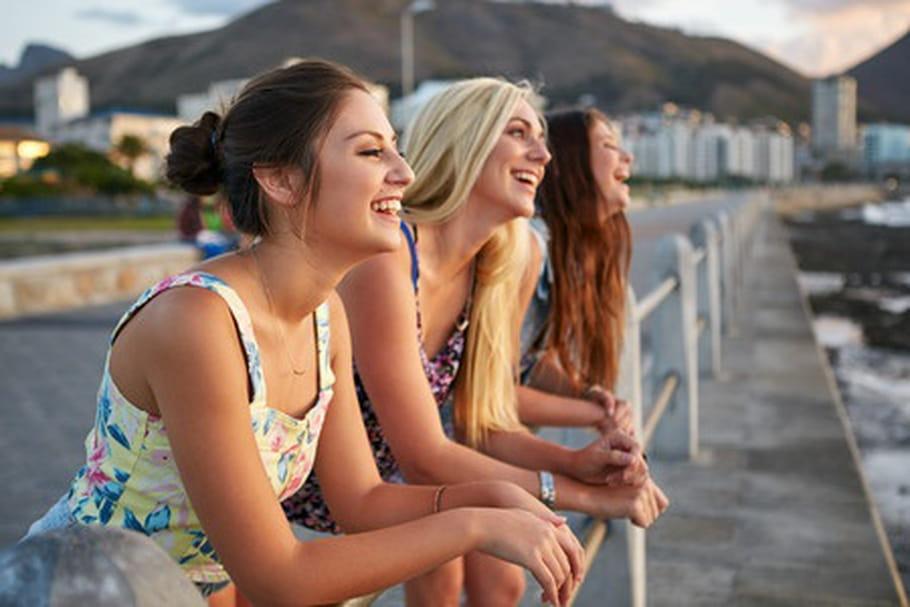 Où partir en vacances entre copines ?