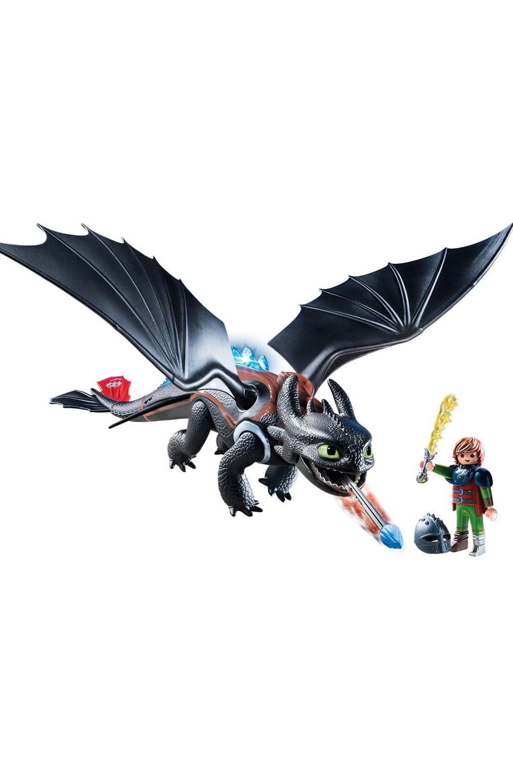 Harold et le dragon krokmou playmobil for Magasins de robe de mariage lexington ky