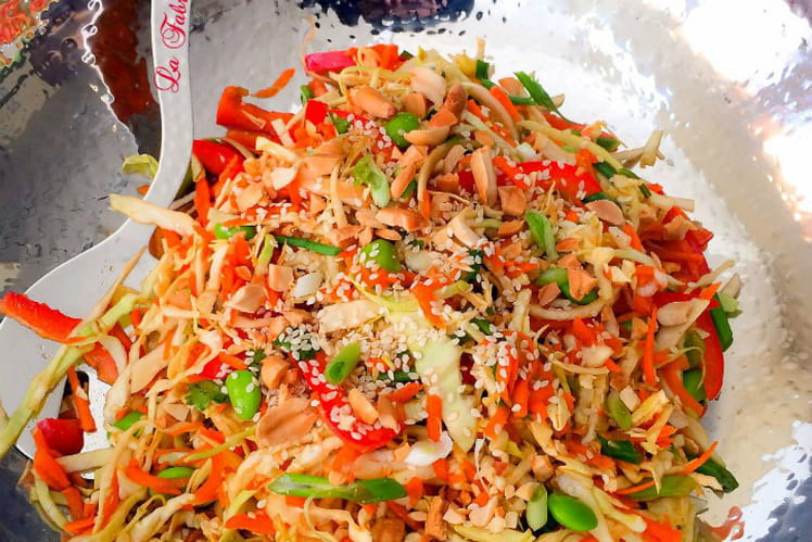 Coleslaw Asiatique