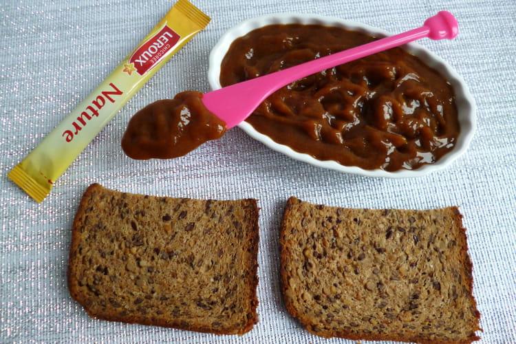Tartinade allégée à la chicorée et au konjac à seulement 15 kcal