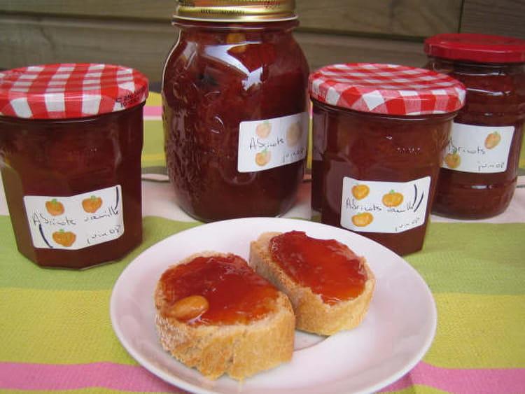 confiture abricot recette grand mere